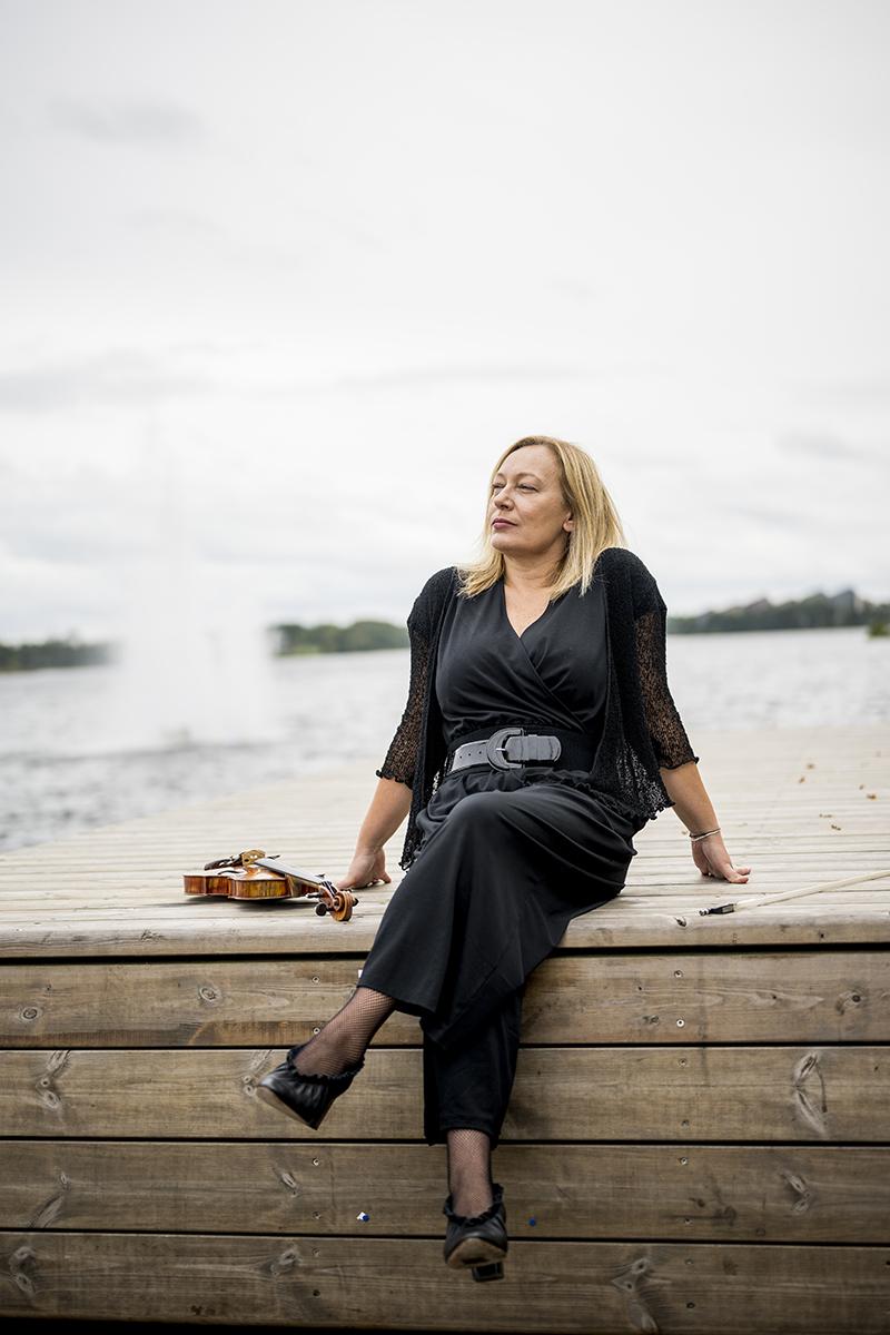 Dorota Siuda - konsertmästare