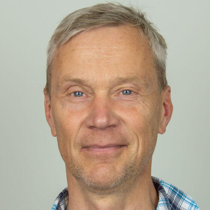 Henrik Gårsjö, violinist och notansvarig i Musica Vitae