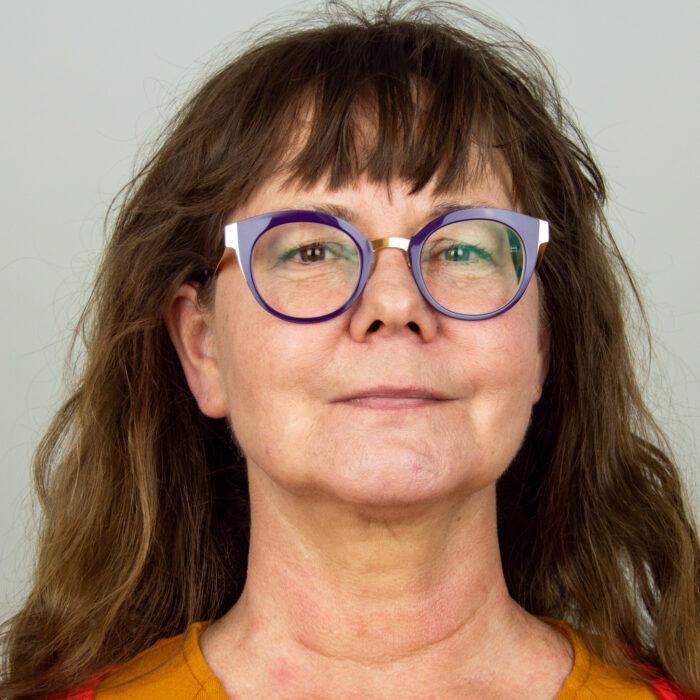 Katrin Johansson, produktionsassistent på Musik i Syd