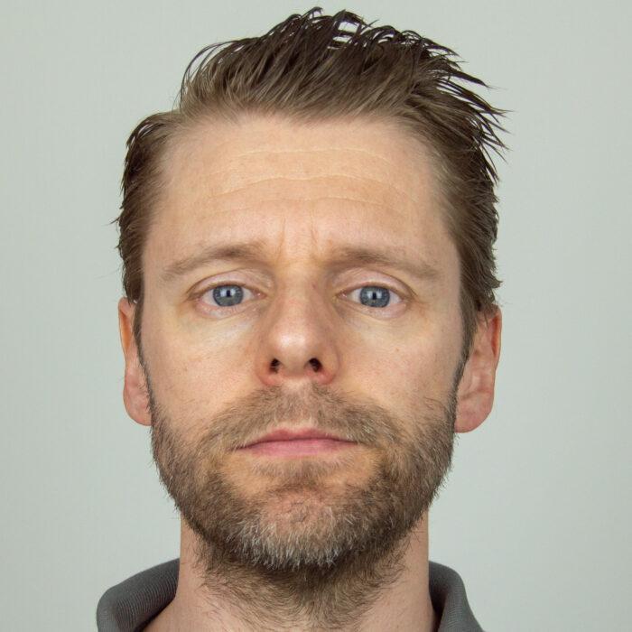 Mårten Sundén, violinist och stämledare i Musica Vitae