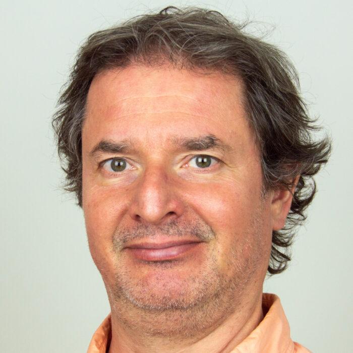 Richard Müller, cellist och alternerande stämledare i Musica Vitae
